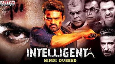 Poster Of Intelligent Full Movie in Hindi HD Free download Watch Online 720P HD