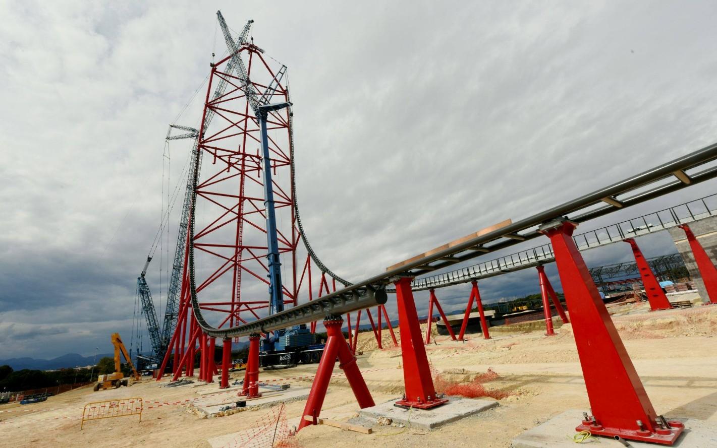 parks trip la nouvelle attraction de portaventura world atteint des sommets