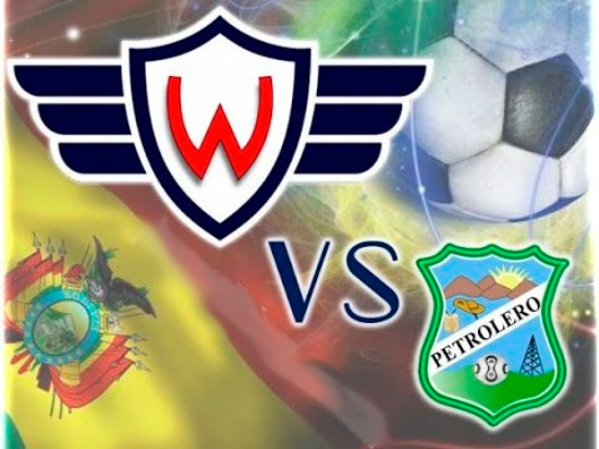 En vivo Wilstermann vs. Petrolero