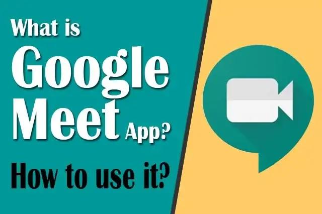 Google-meet-app