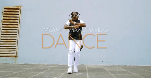 Msami X Makomando - Dance