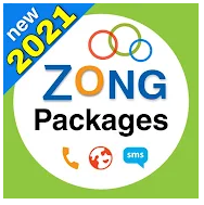 Zong Packages 2021 APK