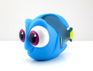 finding dory bath squirters baby dory