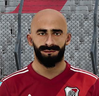 PES 2021 Faces Javier Pinola by Valentinlgs10