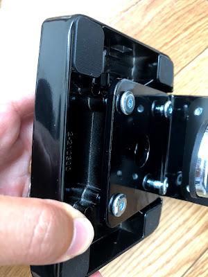 USBケーブルは付けずに土台を作る