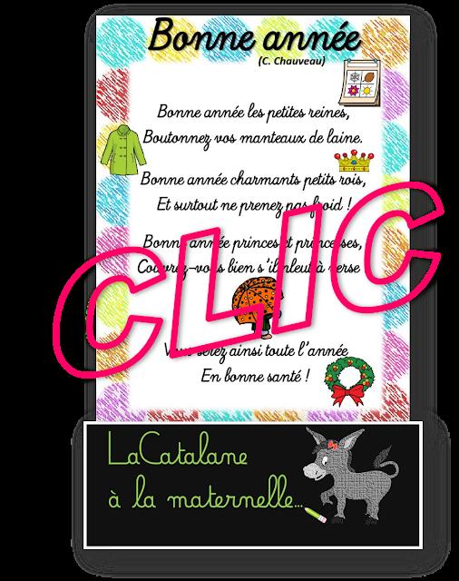 Bonne année (C. Chauveau) - LaCatalane