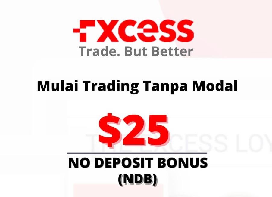 FXCess $25 Forex No Deposit Bonus - Webinar