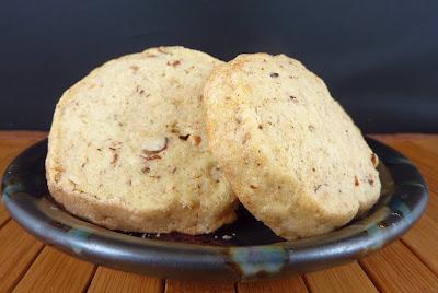 Cinnamon Hazelnut Cookies