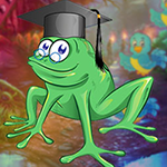 G4K Plaintive Frog Escape