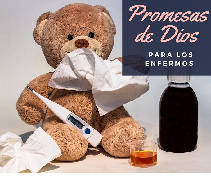Promesas de Dios para los Enfermos