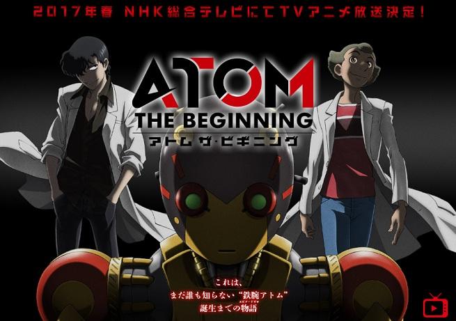 Atom: The Beginning BD Batch Sub Indo
