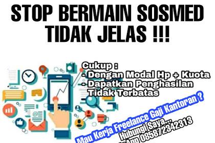 Lowongan Kerja Marketing Freelance IndiHome Bandung