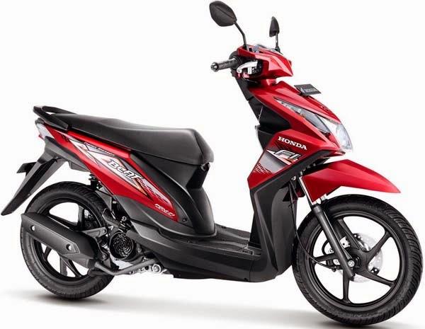 Spesifikasi Honda Beat Dan Daftar Pasaran Harga Honda Beat Baru Bekas 2017