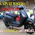 Giá sơn xe máy Piaggio Vespa GTS 150