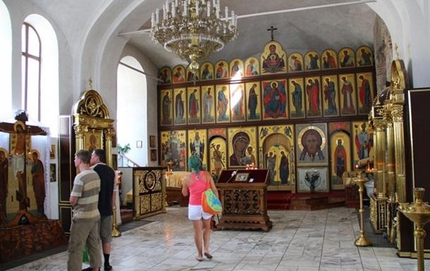 У Житомирській області віруючі не поділили храм