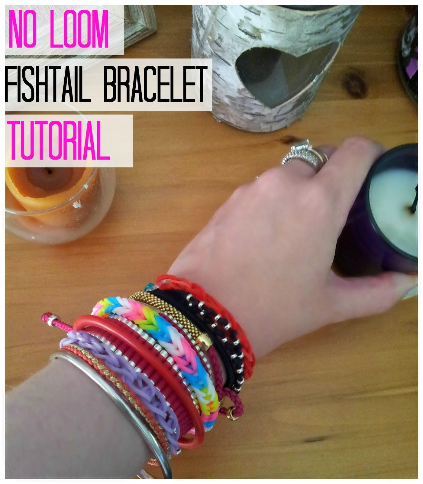fishtail bracelet tutorial - photo #20
