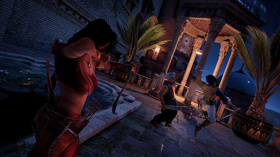 Geme Prince of Persia: The Sands of Time versi terbaru