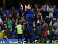 Lampard Relieved Chelsea Finally Win at Stamford Bridge