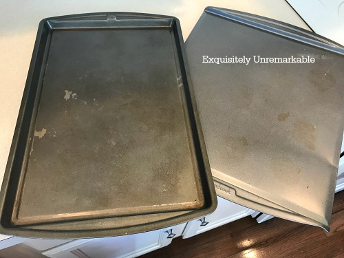 Old Cookie Sheets