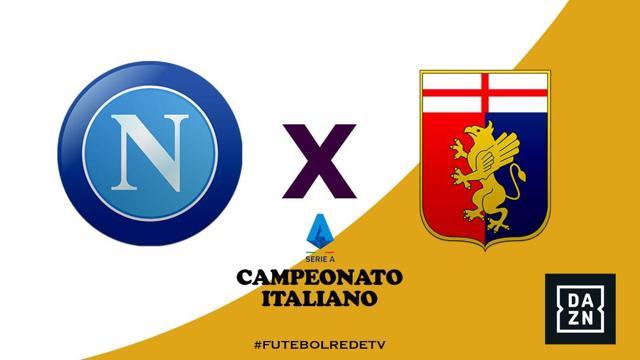 Resultado de imagem para Napoli x Genoa