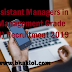 NHB Assistant Managers in Junior Management Grade (Scale I) Recruitment 2019