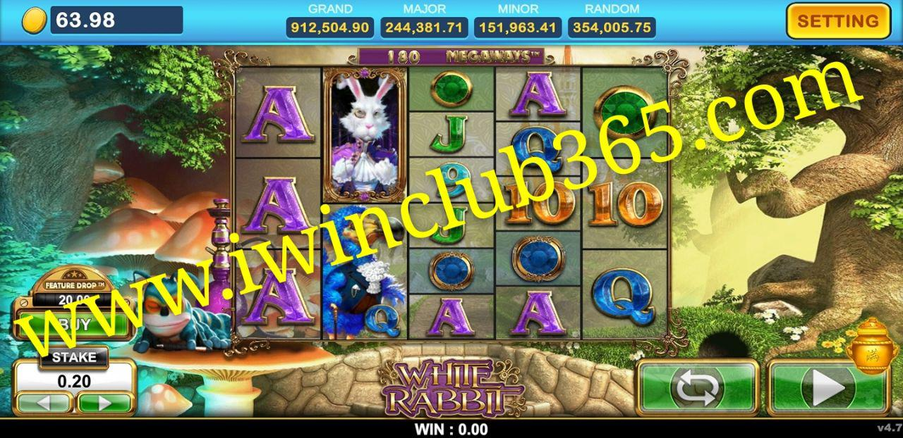 Online Casino White Rabbit