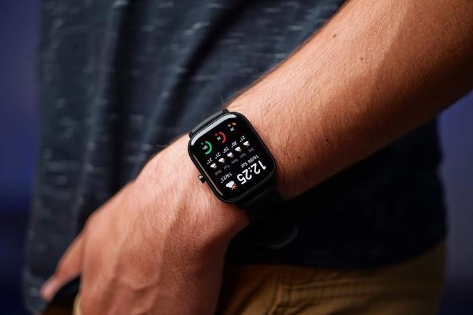 Concorra a um Smartwatch Xiaomi Amazfit GTS