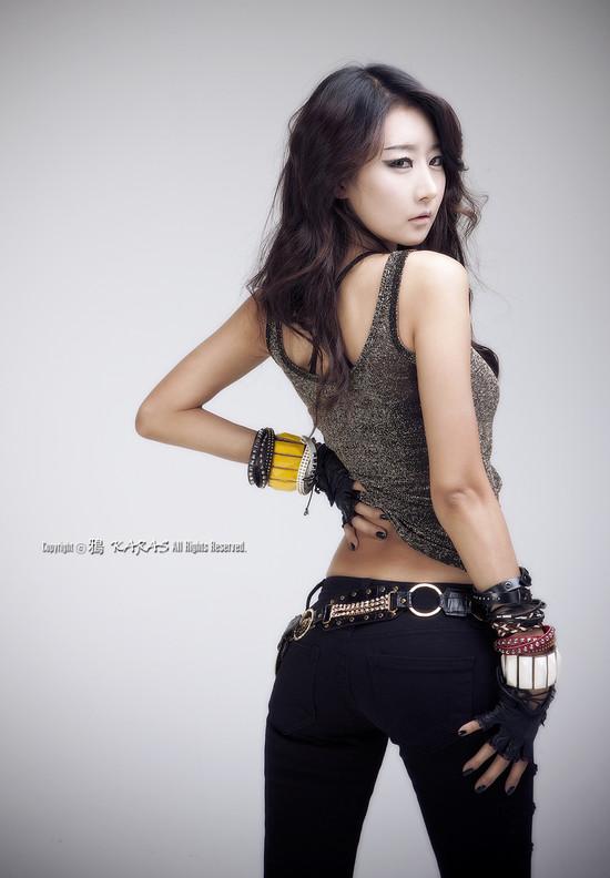 Asian Beauties: Park Hyun Sun