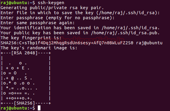 Multiple Ways to Secure SSH Port 11 – 9
