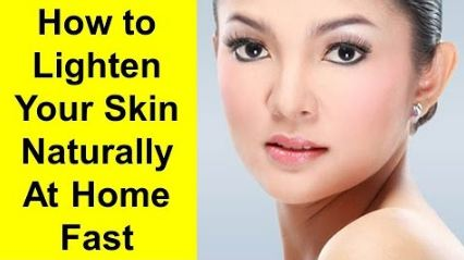 Want to Get Rid Of Brown Spots? Learn How to Lighten Your Skin Safely, Naturally and Fast