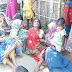 सड़क दुर्घटना में महिला की मौत के बाद लाश को सड़क पर रखकर घंटों किया जाम