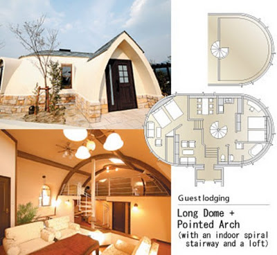 Dome house:i-domeshouse