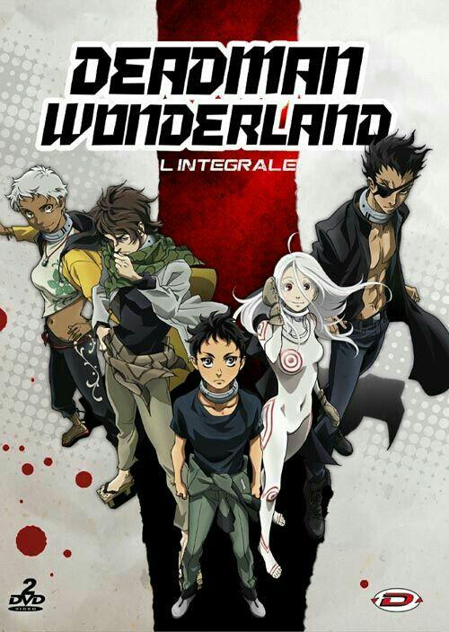 Descargar Deadman Wonderland [12 - 12] + [Ova][Sub Español][MEGA] HDL]