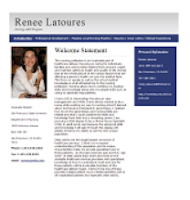 View Renee's eFolio Site