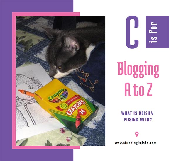 Blogging From A to Z: C is for …
