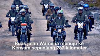 INDONESIA TERUS MEMBANGUN