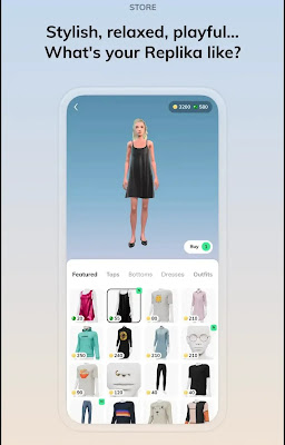 Replika Pro: My AI Friend Romantic Partner Mod v7.2.0 APK Download Now