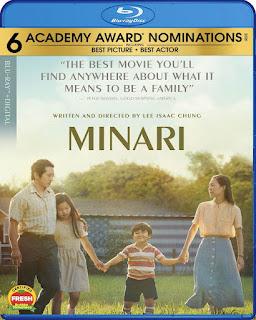 Minari [BD25] *Con Audio Latino