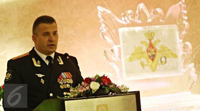 Fase Baru Hubungan Militer Indonesia - Rusia