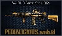 SC-2010 Gatot Kaca 2021