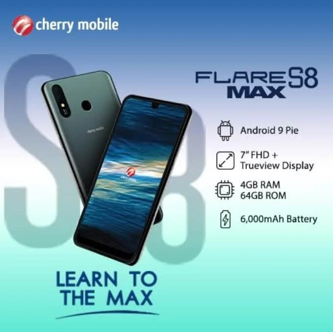 Cherry Mobile Flare S8 Max