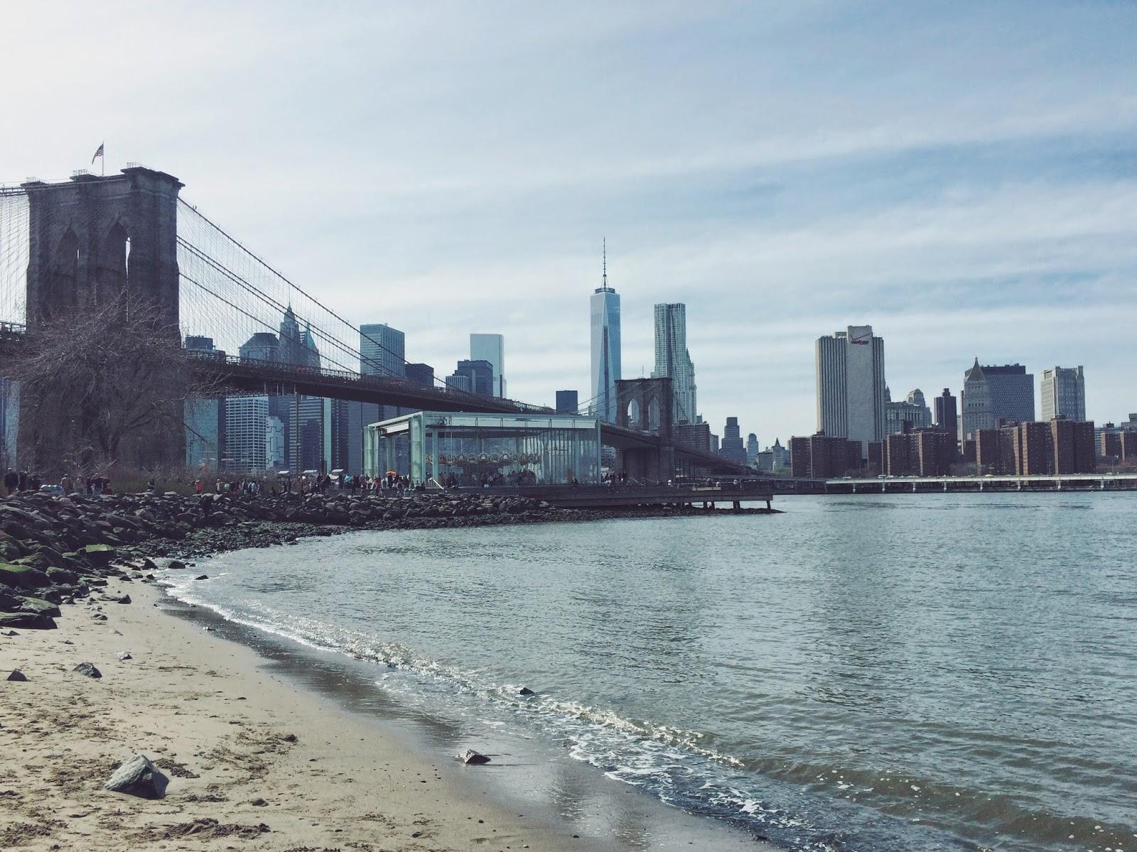 new york city voyage bonnes adresses programme idées lucileinwonderland blog lifestyle voyage NYC USA brooklyn manhattan