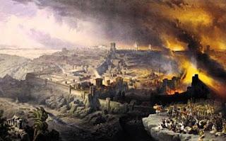 Queda do reino da casa de Davi