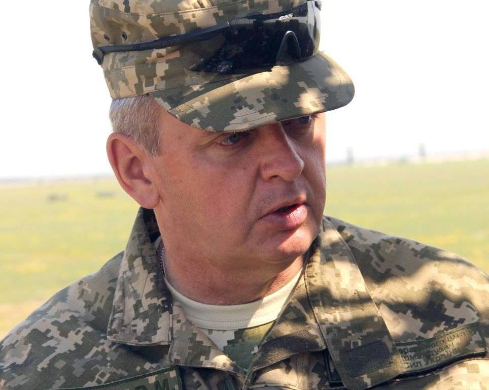 Генерал армії України Віктор Муженко