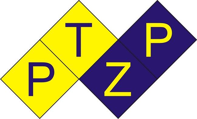 Logo Polskiego Towarzystwa Zarządzania Produkcją