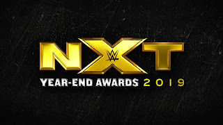 2019 NXT Year End Awards winners nominees
