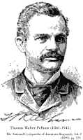 Image of Thomas Walter Pelham (1861-1945).