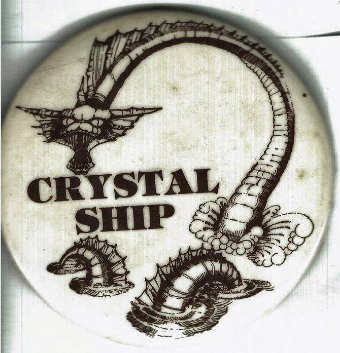 Crystal Ship button