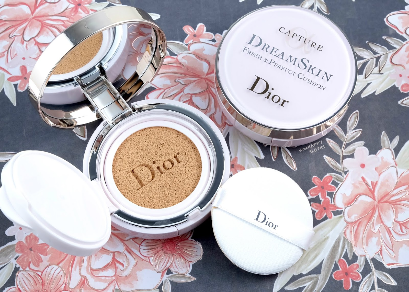 Dior   Capture Dreamskin Fresh & Perfect Cushion: Review and Swatches