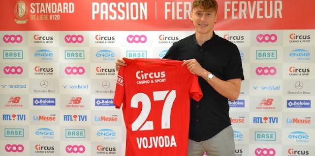 Official: Mërgim Vojvoda joins Standard Liege